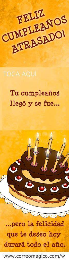 imagenes de feliz cumpleaños xiomy m 225 s de 25 ideas incre 237 bles sobre feliz cumple en pinterest