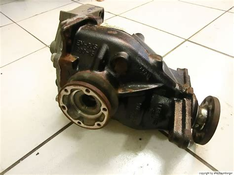 Bmw 1er E87 Zündspule Wechseln by Bmw Hinterachsgetriebe Differential 1er E81 E87 3er E90