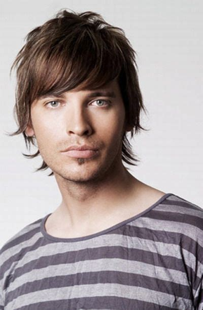 mens hairstyles exle 30 best images about medium hair mens on pinterest
