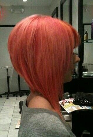 is an a line bob the same as a wedge stacked a line bob nice hair and salon pinterest