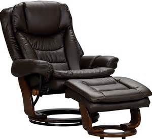 flynn bonded leather reclining chair united furniture