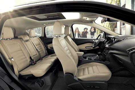 ford escape seats uncomfortable can this family successfully road trip in a crossover