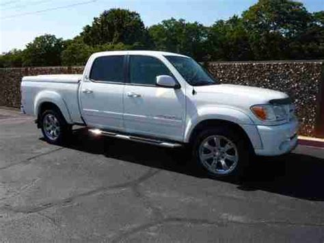 2005 Toyota Tundra Mpg Sell Used 2005 Toyota Tundra Limited Extended Cab 4