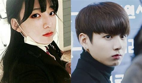 bts v siblings the younger sister of jungkook of bts gets revealed and