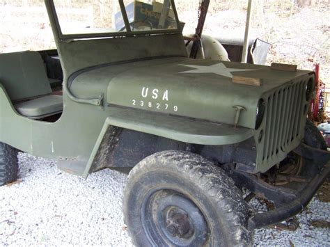 1945 willys jeep parts 1945 jeep willys for sale