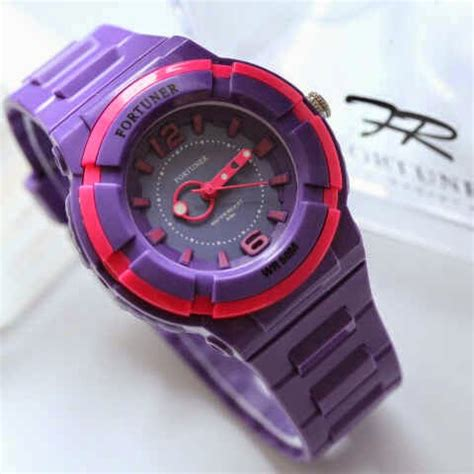 Fortuner Ja 758 Rubber Purple 03 by Casio G Shock Kw Fortuner Ja 866 For