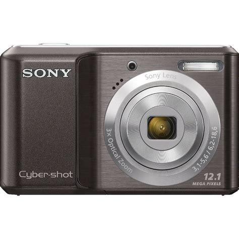 Kamera Digital Sony Dsc S2100 Sony Cyber Dsc S2100 Digital Black Dscs2100 B B H