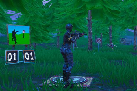 fortnite challenge guide   score