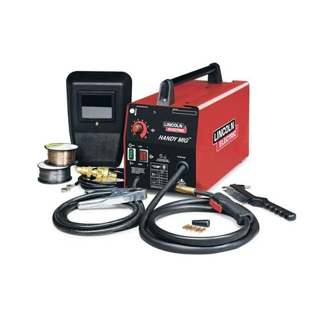 lincoln electric 88 handy mig wire feed welder with