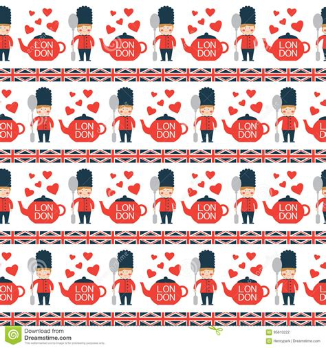 pattern making london london pattern seamless stock vector illustration of kids