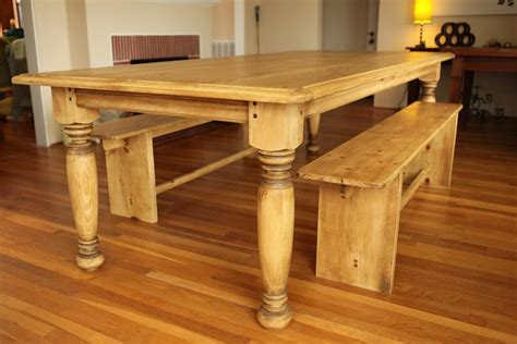custom farm tables custom made farm table w turned legs by farmhouse table company custommade