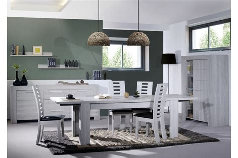 salle a manger complete conforama salle 224 manger compl 232 te ch 234 ne gris clair trendymobilier