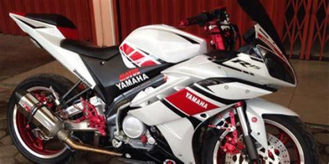 motor mio bunyi tek tek modifikasi motor dan mobil vixion kombinasi r15 dan r125 merdeka com