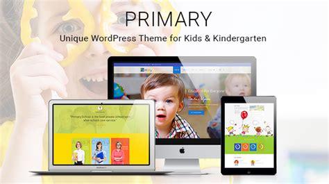 wordpress themes kindergarten free 9 most wanted kindergarten wordpress themes