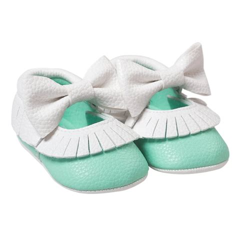 infant toddler moccasin baby soft soled pu