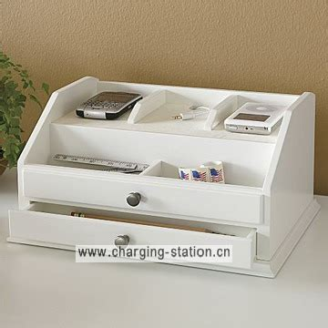 charging caddy recharge caddy electronics charging station charger valet