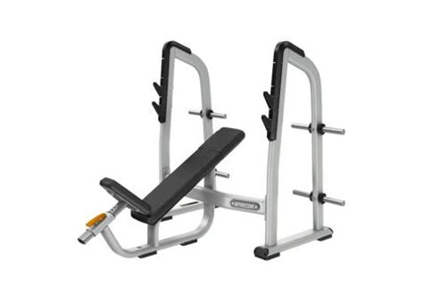 olympic incline bench precor dbr0410 olympic incline bench fitness expo