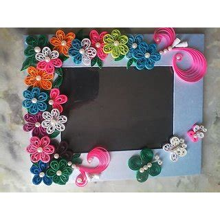 Handmade Quilling Frames - handmade beautiful quilling paper photo frame available at