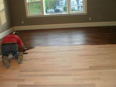 restaining hardwood floors cost flooring restaining hardwood floors floor sanding