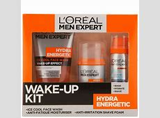 L'Oreal Paris Men Expert Hydra Energetic Skin Wake-Up Kit ... L'oreal Hair Products For Thinning Hair