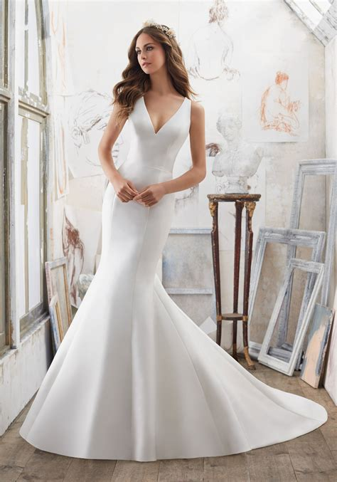 Wedding Dresses by Marlena Wedding Dress Style 5506 Morilee