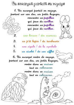 chanson douce blanche french 9782072681578 un escargot partait en voyage maternelle chanson voyage and html