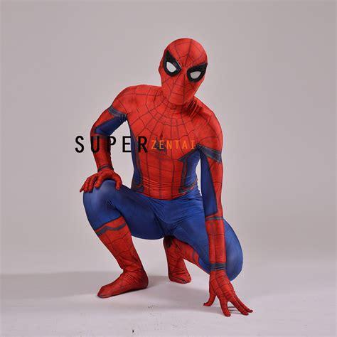 libro civil war spiderman new civil war spiderman costume spandex zentai costume civil war spider man costume 3d shade