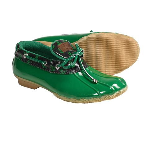 sperry shoes sperry top sider cormorant rubber shoes for 4047m