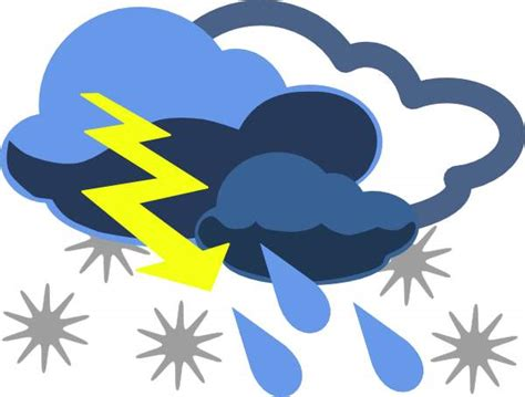 Weather clipart 6 - ClipartBarn Free Clip Art Weather Pictures