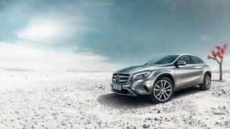 Mercedes Gla Wallpaper Gla Shifting Gears