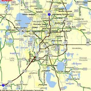 map of ta area florida prenotare alberghi negli stati uniti
