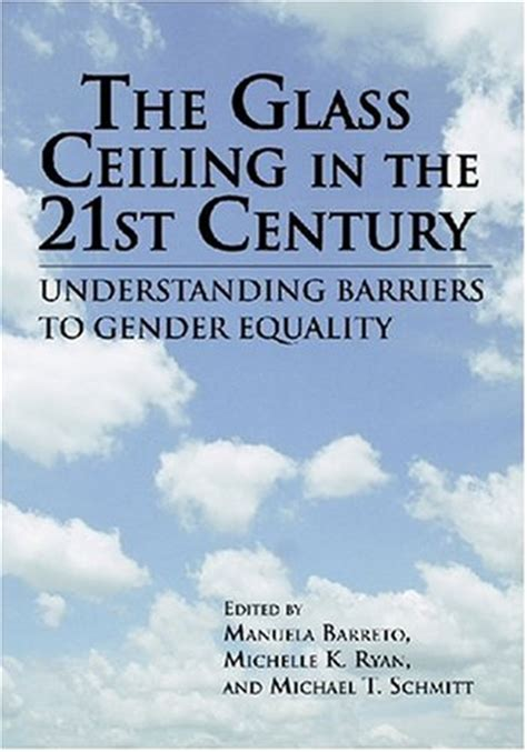 Glass Ceiling Psychology by Manuela Barreto