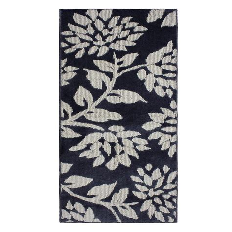 grey accent rugs jean melly flat grey berber 2 ft x 5 ft accent rug yma005139 the home depot