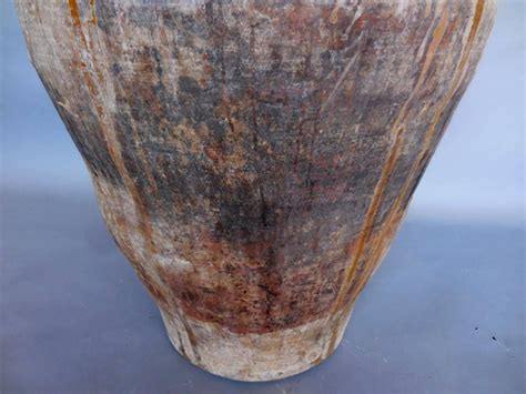 pair of terracotta pots for sale at 1stdibs pair of 19th century large scale pots for sale at 1stdibs