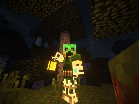 Amnesia Lights Mod 9minecraft