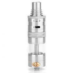 D195 Flat Twisted Stainless Steel Coil 0 23 Ohm Ss Wire 316l 621 genius 2 black 4 5ml rta 23mm rebuildable tank atomizer