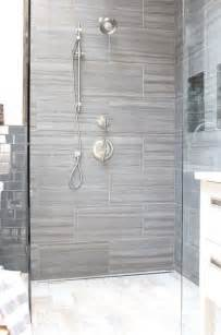 Bathroom Tiles Ideas B And Q Best 25 Gray Shower Tile Ideas On Large Tile