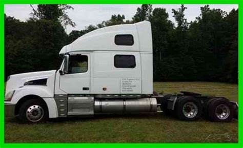 volvo truck 770 volvo 770 1999 sleeper semi trucks