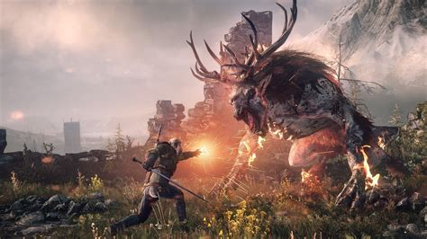 testi hunt premier test the witcher 3 the hunt