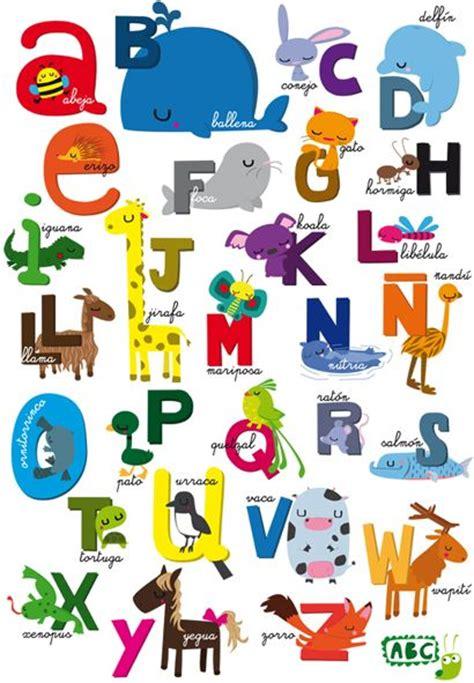 imagenes de animales por abecedario abecedario con el tema de animales letras may 250 sculas y