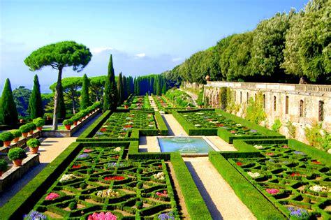 visita ai giardini vaticani di castel gandolfo
