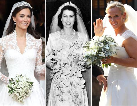 Wedding Bouquet Of Kate Middleton by Royal Wedding Flowers From Kate Middleton S Bridal Bouquet