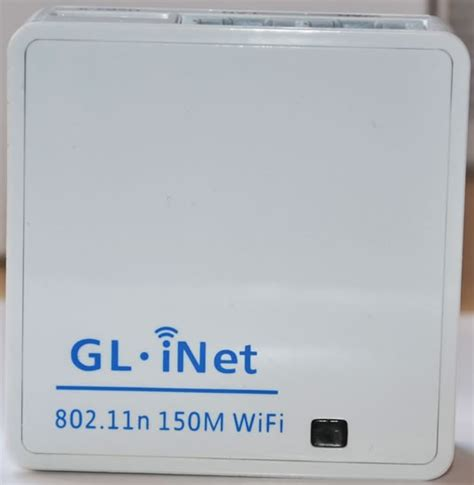 Router Gl Inet gl inet 6416a how to set up the repeater mode wireless routers minihere