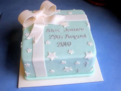 Baptism Cakes by Christening Cake Cakes Happiness Is