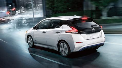 nissan electric 2019 the all new 2019 nissan leaf 100 ev nissan canada