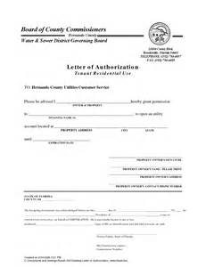 notarized letter of authorization template best photos of authorization behalf sle notarized