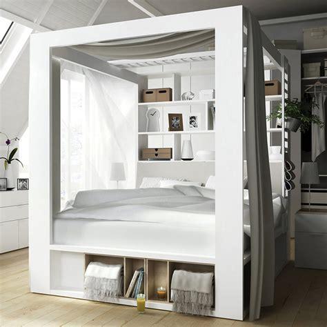 canopy bed with storage canopy storage bed best storage design 2017