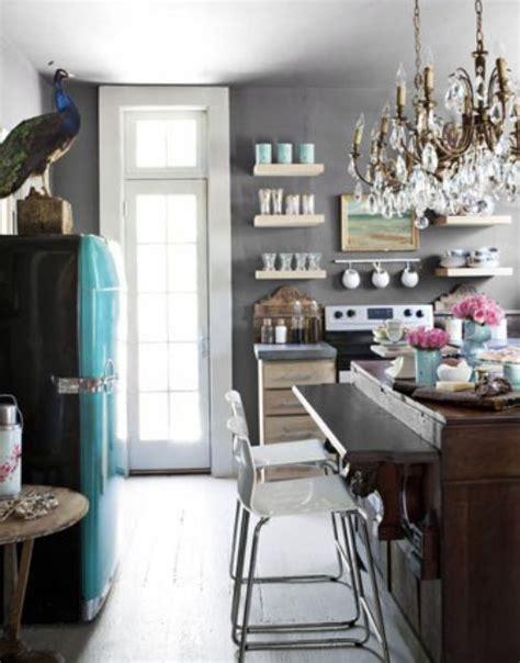 Crystal Chandelier In The Kitchen Decoholic Chandelier In Kitchen