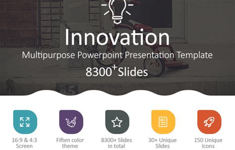 innovative powerpoint templates innovation templates 32 best powerpoint templates