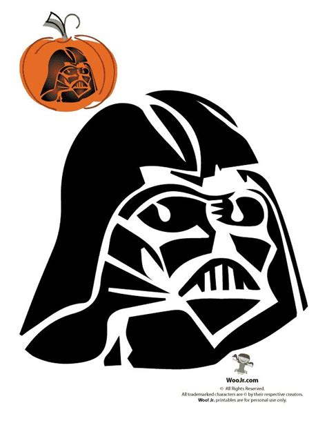 darth vader pumpkin template best 25 darth vader pumpkin stencil ideas on